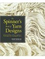 Sarah Anderson The Spinner's Book of Yarn Designs