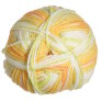 Plymouth Dreambaby DK Paintpot Yarn - 1411 Orange Yellow Mix