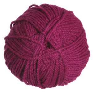 Plymouth Yarn Encore Worsted Yarn - 0155 Rubellite