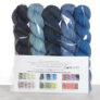 TSCArtyarns Zara Transitions Yarn - Caribbean Sea