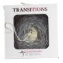 Trendsetter Transitions Yarn - 8 Black/Charcoal/White