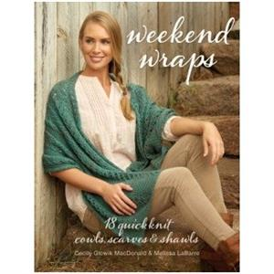 Cecily Glowik MacDonald and Melissa LaBarre - Weekend Wraps