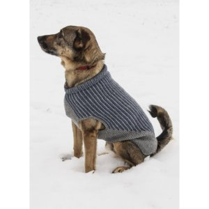 Blue Sky Fibers The Classic Series Patterns - Bird Island Dog Sweater Pattern