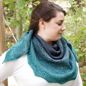 Unraveled Designs and Yarn Unraveled Designs Patterns - Aurelia Shawl - PDF Download Pattern