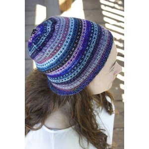 Unraveled Designs and Yarn Unraveled Designs Patterns - Modicum Hat - PDF Download Pattern