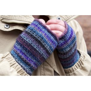 Unraveled Designs and Yarn Unraveled Designs Patterns - Modicum Mitts - PDF Download Pattern