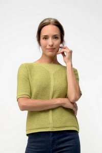 Shibui Knits SS16 Collection Patterns - Interval - PDF DOWNLOAD Pattern