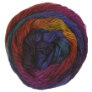 Nako Arya Ebruli Yarn - 6411 Purple, Teal, Orange Mix (Available Mid October)