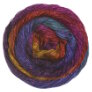 Nako Arya Ebruli Sim Yarn - 6411 Purple, Teal, Orange