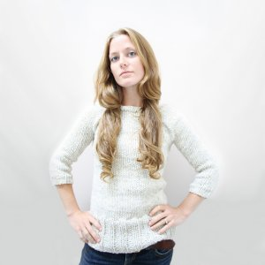Jane Richmond Designs Patterns - Oatmeal Pullover Pattern