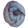 Plymouth Linaza Hand Dyed Yarn - 02 Purple, Turquoise, Grey