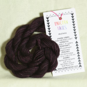 Madelinetosh Unicorn Tails Yarn - Duchess (Discontinued)