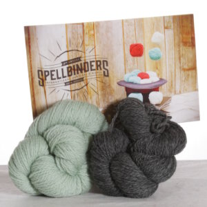 Jimmy Beans Wool SPELLBINDERS Magic Kit - Cascade 220 Fingering