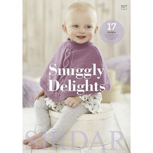 Sirdar Pattern Books - 507 Snuggly Delights