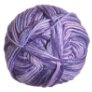 Universal Yarns Cotton Supreme Splash Yarn - 206 Plum Blanket