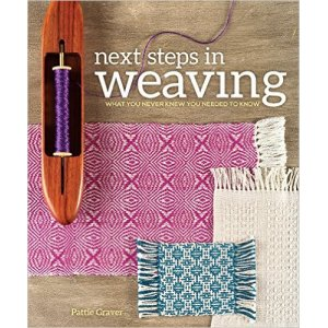 Pattie Graver - Next Steps In Weaving
