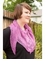 Battle Born Knits Battle Born Knits Patterns - Boysenberry Sherbet Shawl - PDF DOWNLOAD