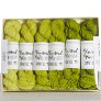 Knitted Wit Sixlets Yarn - Golden Delicious