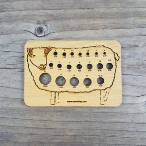Katrinkles Animal Needle Gauge