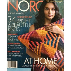 Noro Knitting Magazine - Issue 9 - Fall/Winter 2016