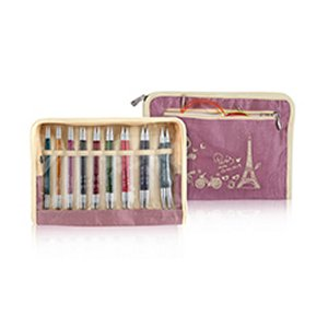 Knitter's Pride Royale Interchangeable Deluxe Needle Set Needles