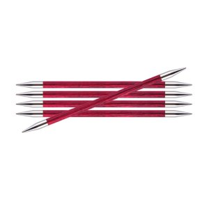 "Knitter's Pride Royale Double Pointed Needles - US 10 (6.0mm) - 8"" Needles"