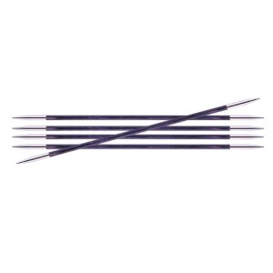 "Knitter's Pride Royale Double Pointed Needles - US 10.5 (6.5mm) - 8"" Needles"