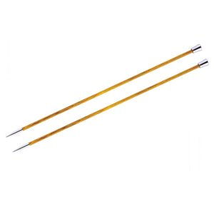 "Knitter's Pride Royale Single Pointed Needles - US 5 (3.75mm) - 14"" Needles"