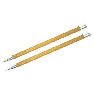"Knitter's Pride Royale Single Pointed Needles - US 17 (12.0mm) - 14"" Needles"