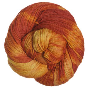 Swans Island Natural Colors Fingering Yarn - *Special Edition: Ikat Persimmon