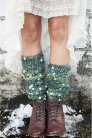 Knit Collage Patterns - Chelsea Morning Legwarmers - PDF DOWNLOAD