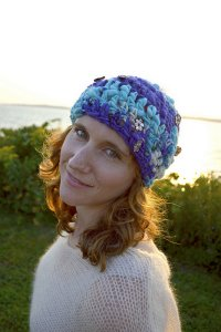 Knit Collage Patterns - Bundled Up Beanie - PDF DOWNLOAD