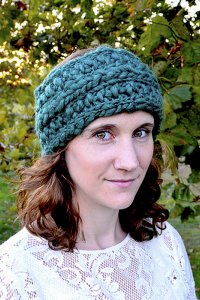 Knit Collage Patterns - Cozy Headband Collection - PDF DOWNLOAD Pattern