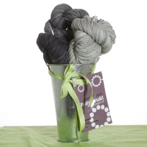 Jimmy Beans Wool Koigu Yarn Bouquets - Koigu Gradient Bouquet - Greys