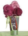 Jimmy Beans Wool Koigu Yarn Bouquets - Koigu Gradient Bouquet - Pinks