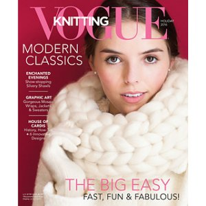 Vogue Knitting International Magazine - '16 Holiday