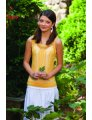 Universal Yarns Nazli Gelin Book 2: Garden Party Collection Patterns - Daffodil Top - PDF DOWNLOAD