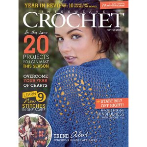 Interweave Crochet Magazine - '17 Winter