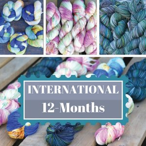 Jimmy Beans Wool Kits - Jimmy's Micro-Brewed Yarn Subscription Kits