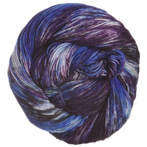 Lorna's Laces Shepherd Sock Yarn - '17 January - Berry Blizzard