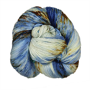 Madelinetosh Tosh Merino Light Yarn - '17 October - Semi-Precious Sodalite