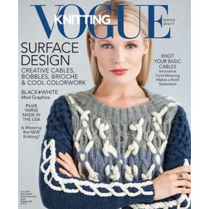 Vogue Knitting International Magazine - '16/17 Winter