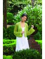 Universal Yarns Nazli Gelin Book 2: Garden Party Collection Patterns - Serenity Jacket - PDF DOWNLOAD