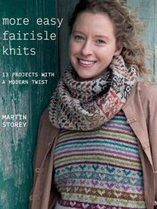 Martin Storey Pattern Books - More Easy Fairisle Knits