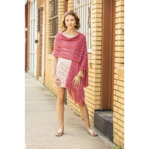 Universal Yarns Contrarian Shawls: Book 1 Patterns
