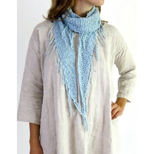 cocoknits Patterns - Cocoknits Patterns - Nora Fringe Scarf