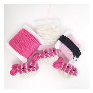 Mochimochi Land Kits - Tiny Knits Kits