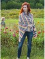Berroco Booklet 374 Picnic Patterns - Zinnia - PDF DOWNLOAD