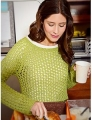 Spud and Chloe Sweater Snowflake Pullover
