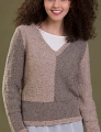 Tahki Tara Tweed Unity Pullover Kit
